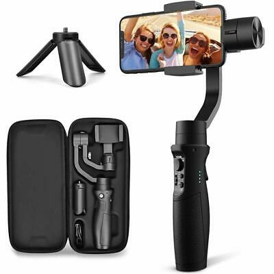 Hohem iSteady Mobile Plus 3-Axis Handheld Gimbal Stabilizer Smartphone Iphone X