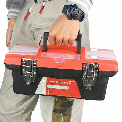 Tool Box Double Layers Portable Hardware Repair Household Large Storage Boxes