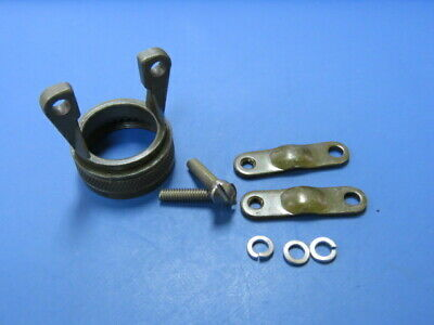 FREE SHIP GLENAIR M85049//39-19W CONN CABLE CLAMP SZ 19 M28 OLIVE LOT OF 3