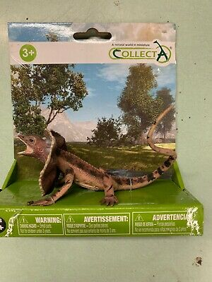 NEW CollectA 88690 Frill-Necked Frilled Neck Lizard