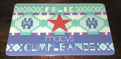 """MACY/'S GIFT CARD /""""CHEERS/"""" FRIENDS DRINKING COFFEE NO VALUE COLLECTIBLE NEW"""