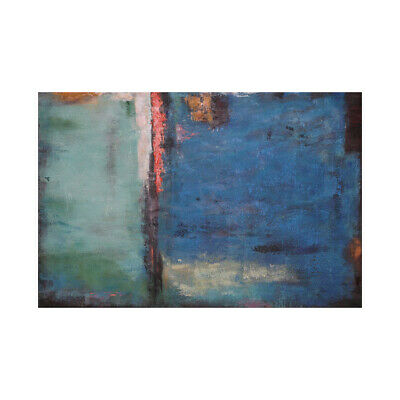 Modern Abstract Hand Painted Oil Painting Stretched Canvas Home Decor Art Framed