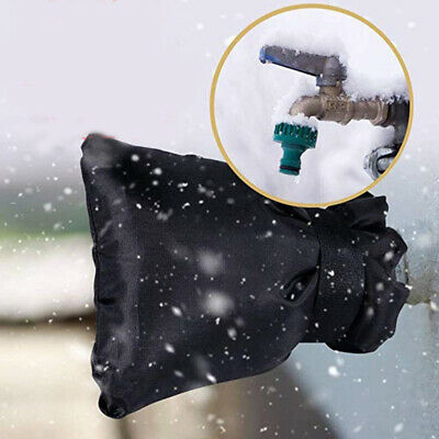 Winter Outside Garden Tap Thermal Cover Frost Jacket Insulated Protector