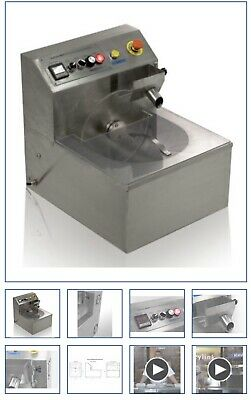 Keychoc Chocolate Table-top Tempering And Moulding Machine MM08