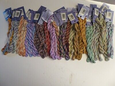 Wildflowers by Caron 33M Hand Dyed Cotton Embroidery Thread