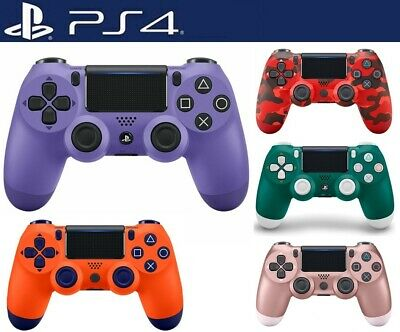 Ver.2 DualShock 4 Bluetooth Wireless Joystick for SONY PlayStation PS4 new-color