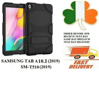 Samsung Galaxy Tab A 10.1 (2019) Case shock, dust proof Stand Cover SM-T510 T515