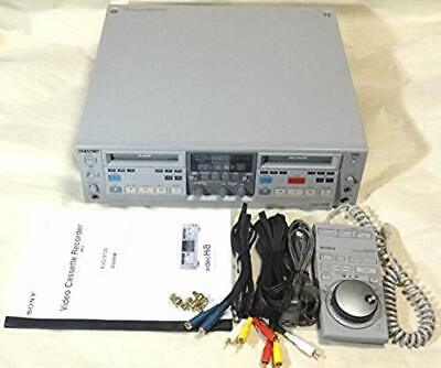Sony EVO-9720 Professional HI-8 Video Recorder Serviced Tested Working Used Rare