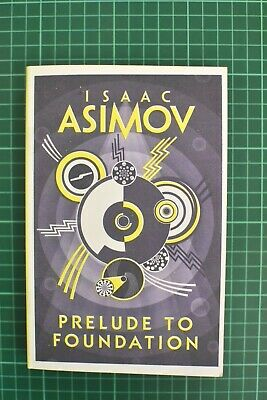 Prelude to foundation and Foundation by Isaac Asimov ( 2 paperback set )