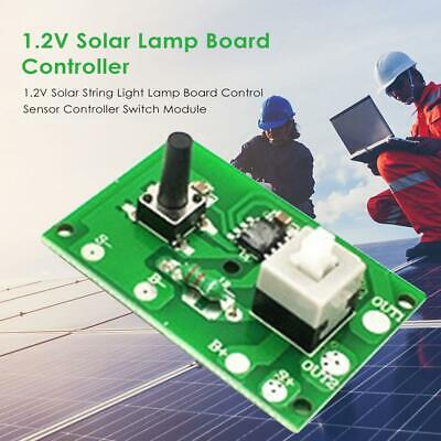 1.2V Solar String Light Lamp Board Control  Controller Circuit Switch Module