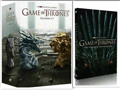 Game of Thrones: Complete Series Seasons 1-8 DVD