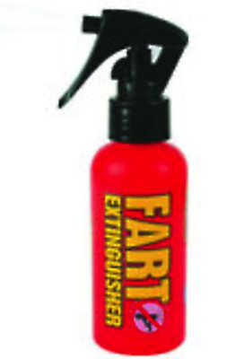 Fart Extinguisher Spray 100ml Air Freshener Novelty Gift Kris Kringle CHRISTMAS