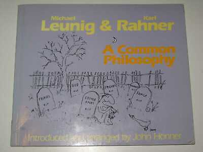 A Common Philosophy by MICHAEL LEUNIG - 1993 Softcover 1863550291
