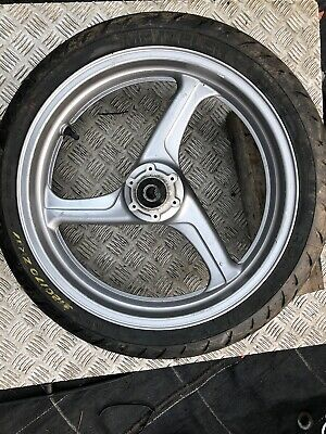 honda cbr 1100 xx super blackbird Front Wheel And Tyre 2005