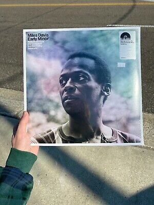 Miles Davis Early Minor (Brand New 2019 Release) Rare Gems, Black Friday RSD