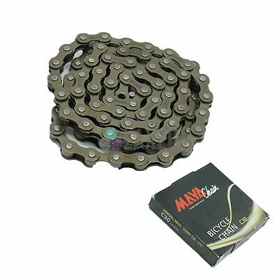 Mountain Bike Chain Bicycle Fittings 116 Chains Electrosilvering Rust-proof Link