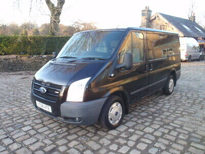 2008 58 Ford Transit 110Ps T280 2.2 Tdci Top Of The Range Trend Spec Swb