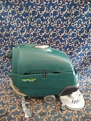 "Tennant Nobles SS5 28"" Battery Floor Scrubber.  Free Shipping"