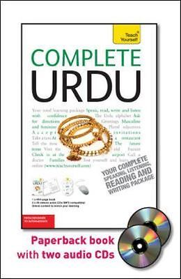 Complete Urdu with Two Audio CDs: A Teach Yourself Guide [TY: Language Guides]