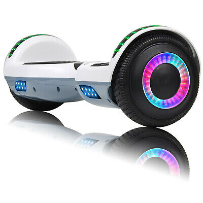 """6.5"""" Hoverboard Electric Self Balancing Scooter UL2272 w/ Bluetooth LED No Bag"""