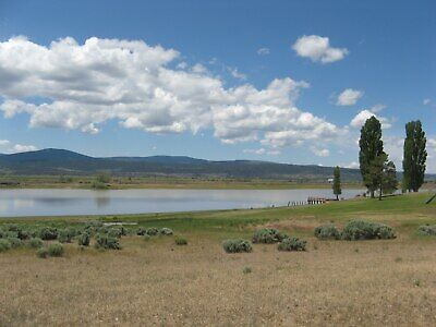California Pines Lake View Drive -vacant land by the lake- Modoc COUNTY