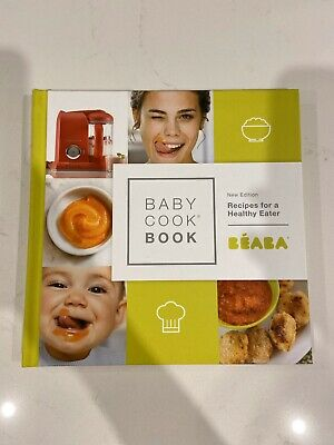 Beaba Babycook New Edition Cookbook