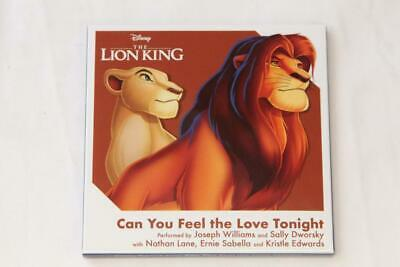 The Lion King RSD BF19 3 Inch Record By Various Artists