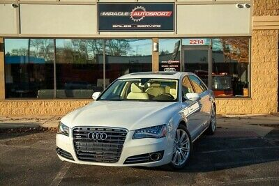 2013 Audi A8  L 1 owner quattro awd free shipping warranty luxury finance a8l loaded clean