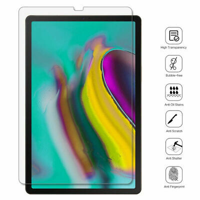 Full Coverage Screen Protector Film Guard For Samsung Galaxy Tab S5e T720 / T725