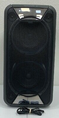 Sony GTK-XB90 High Power Portable Bluetooth Speaker with Bluetooth - LED LIGHTS