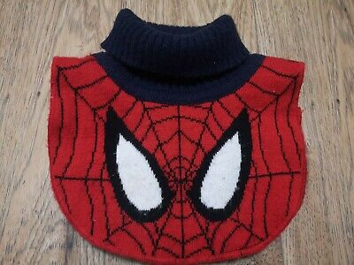 H&M boy's Polo-neck collar with fleece lining size 1.5-8years old. SPIDERMAN