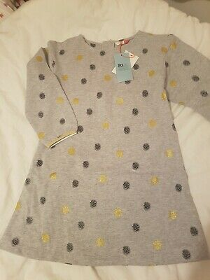 BNWT Girls Dress Age 7, John Lewis