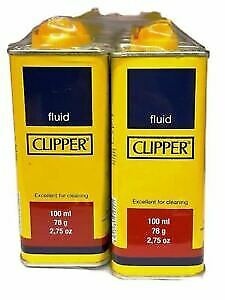 CLIPPER 100ml LIGHTER UNIVERSAL FLUID FUEL PETROL CHEAPEST ON EBAY SALE OFFER