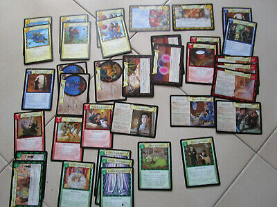 36 CARTE NON COMUNI Harry Potter Chamber of Secrets camera dei segreti  TCG CCG