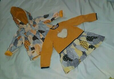 Girls Boboli Outfit Age 18 Months