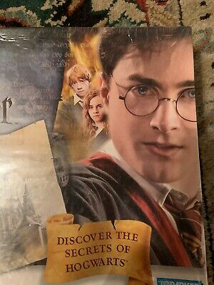 New Harry Potter Clue Game Parker Brothers Discover the Secrets of Hogwarts NIB
