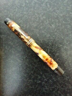 Old Le Boeuf Fountain Pen    Gold Nib Inscribed Le Boeuf Springfield