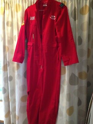 Red Arrows Jumpsuit 12-14 Years
