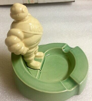 RARE MICHELIN 1950s ASHTRAY