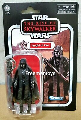 "HASBRO STAR WARS VINTAGE COLLECTION 3.75"" inch KNIGHT OF REN VC155"