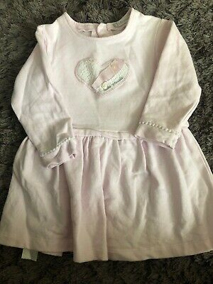 tutto piccolo Girls Dress 12 Months