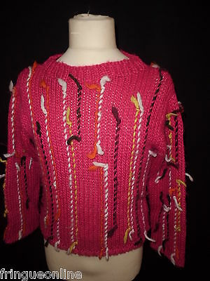 Pull KENZO  Taille 6 ans Rouge  à  -72%*