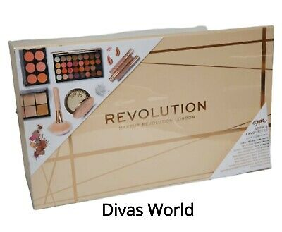 Revolution Make Up Soph's Favourites Brush Eyeshadow Palette Contour Gift Set PK
