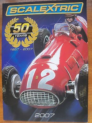Scalextric Catalogue 48th Edition 2007