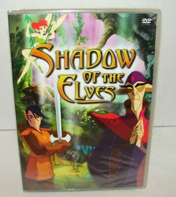 Shadow of the Elves (DVD, 2005) *Brand New* Sealed!!!