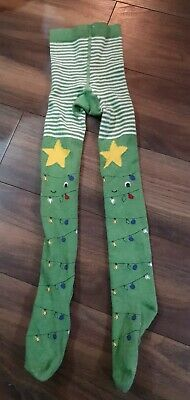 Girls Christmas Tights From Next Age 7-8 Years
