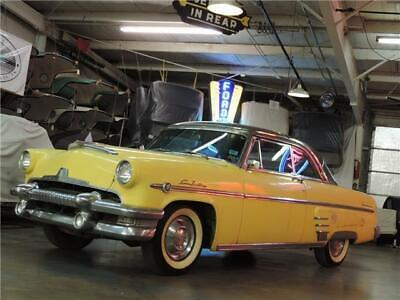 1954 Ford Mercury Sun Valley -- 1954 Ford Mercury Sun Valley  0 Miles Yellow   Automatic
