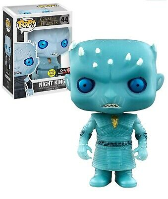 Funko Pop Game Of Thrones Night King Glow In The Dark Game Stop Exclusive