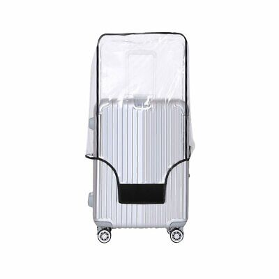 Waterproof Transparent Pvc Luggage Suitcase Cover Protectors