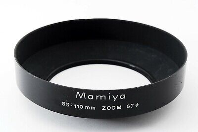 Mamiya 645 Metal Lens Hood 67 for Sekor C 55-110mm F/4.5 [EXC] 515167